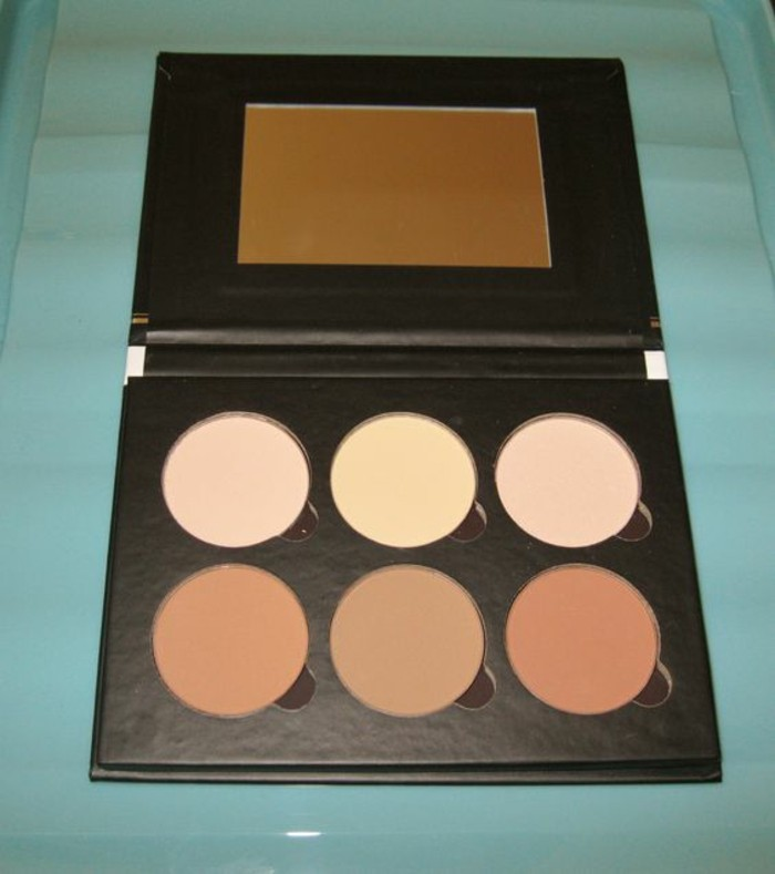 tuto-maquillage-contouring-countour-kit-six-couleurs