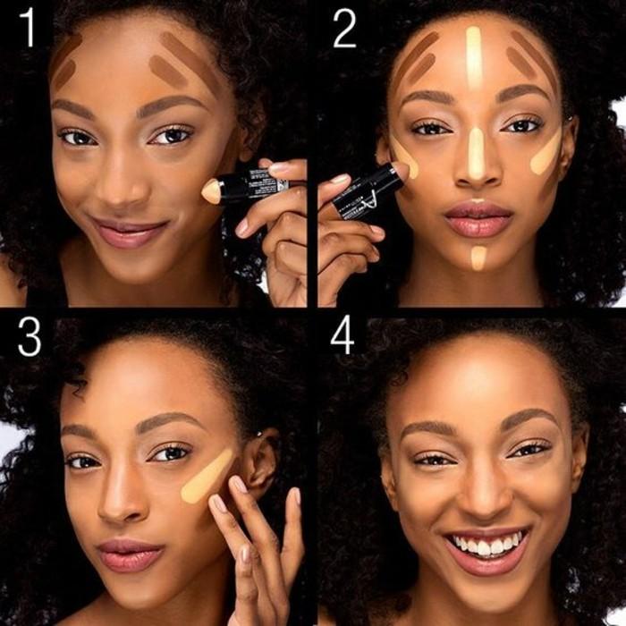 tuto-maquillage-contouring-teint-foncé