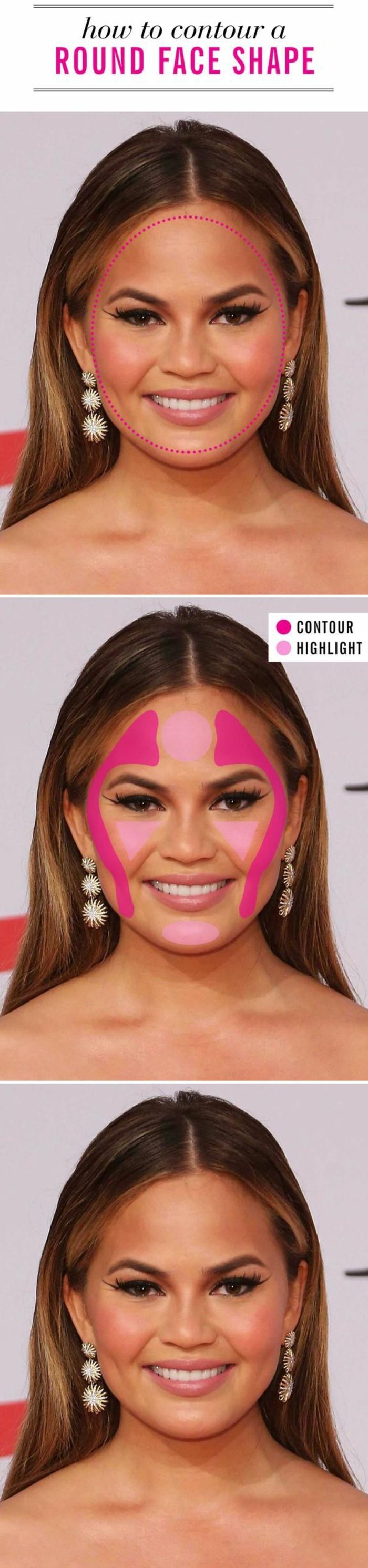 tuto-maquillage-contouring-visage-ronde
