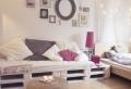 Comment fabriquer un canapé en palette – tuto et 60 super idées