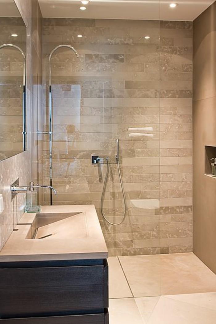 La vasque poser rectangulaire en 67 photos inspirantes for Carreaux de salle de bain