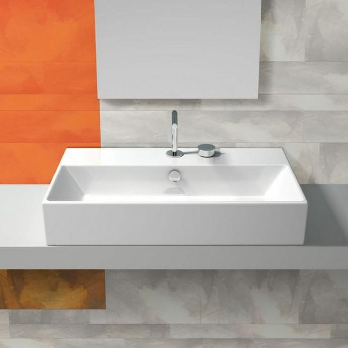 vasque-a-poser-rectangulaire-design-evier-lignes-droites