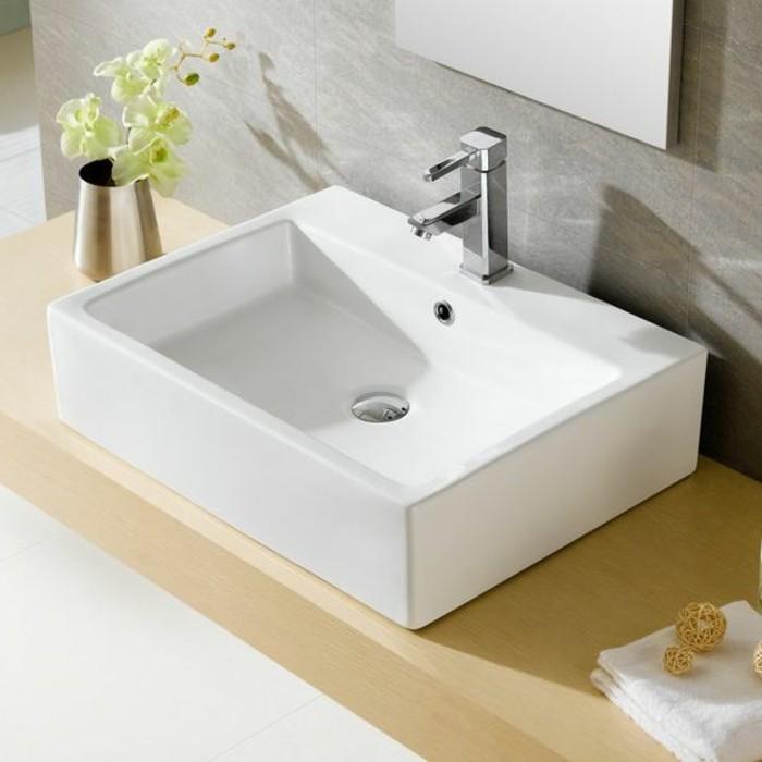 Vasque A Poser Blanche Vasque-a-poser-rectangulaire-medium-size-vasque-blanche