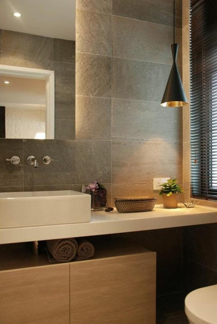 la vasque poser rectangulaire en 67 photos inspirantes. Black Bedroom Furniture Sets. Home Design Ideas