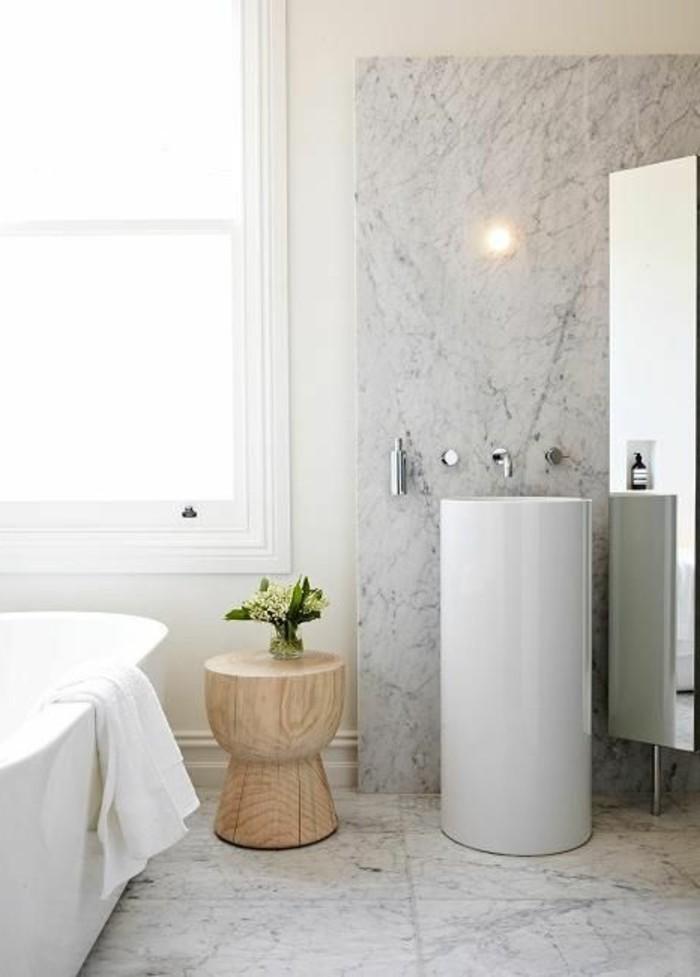 vasque-salle-de-bain-blanc-simple-bois-lampe