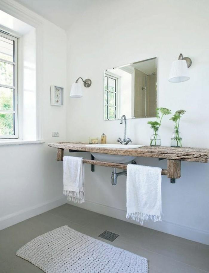 vasque-salle-de-bain-clair-bois-moderne-commode