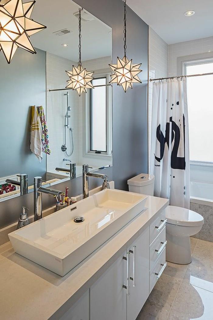 109 id es magnifiques pour votre vasque salle de bain for Parure de fenetre pour salle de bain