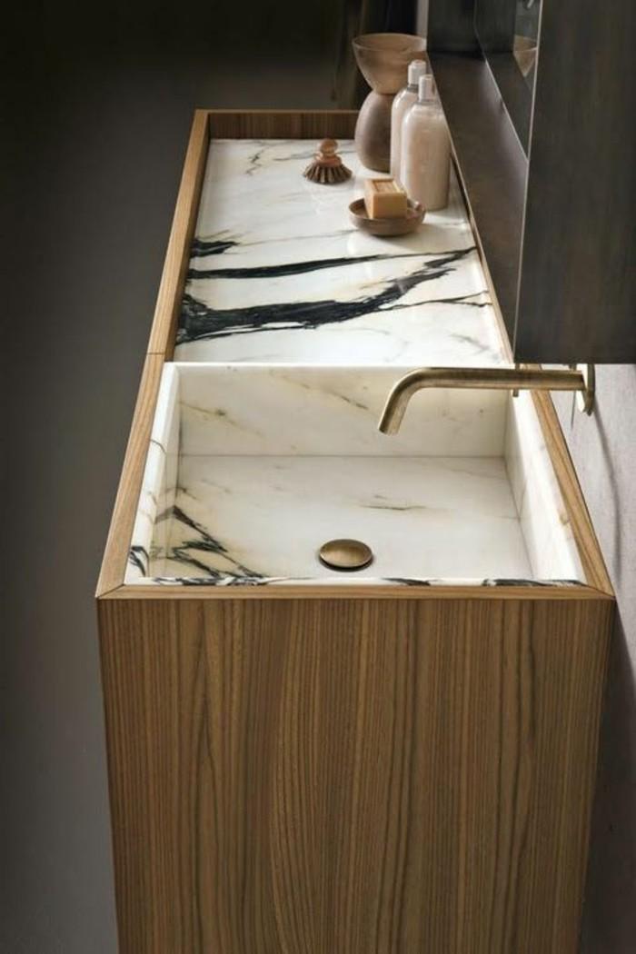 vasque-salle-de-bain-marbre-noir-blanc-deix-bois