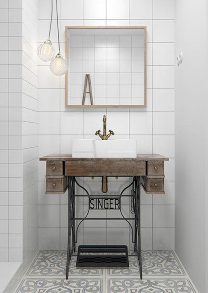 vasque-salle-de-bain-miroir-bois-carreau-intherieur