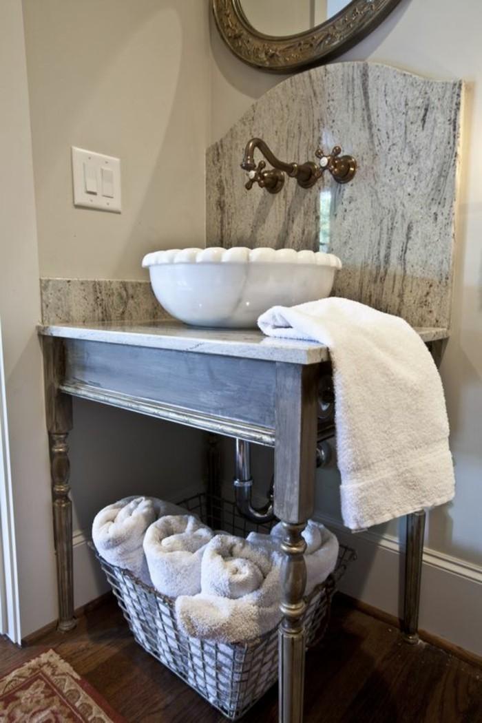 vasque-salle-de-bain-miroir-serviette-gris-bois