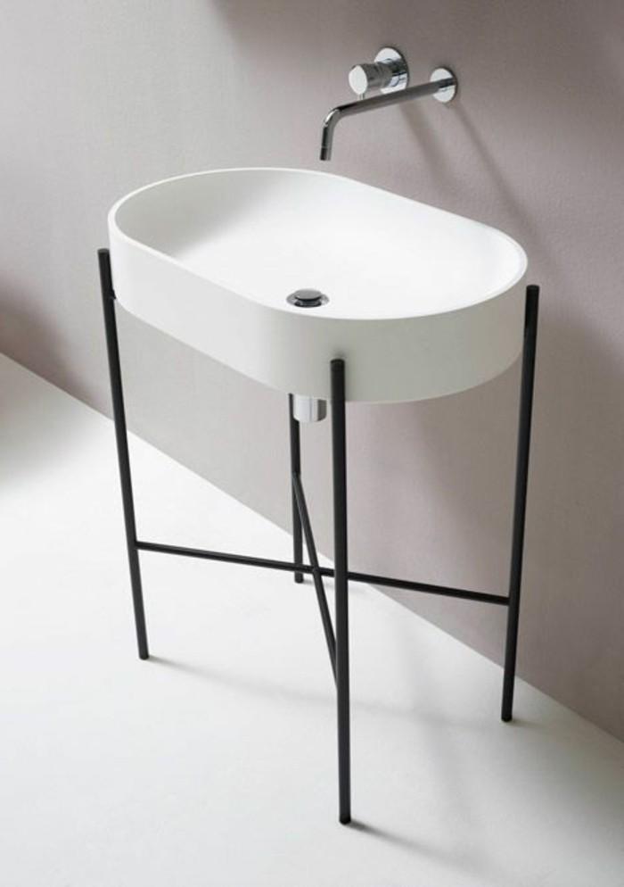 vasque-salle-de-bain-simple-chic-blanc-noir