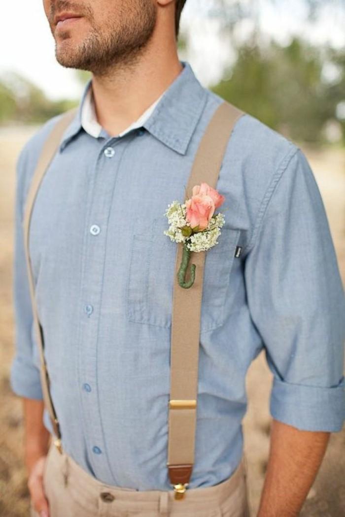 voir,comment,porter,pantalon,bretelle,homme,marié