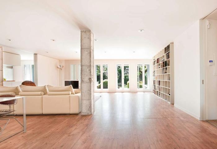 voir-image-prix-pose-parquet-de-vois-flottante-blanc-sofa