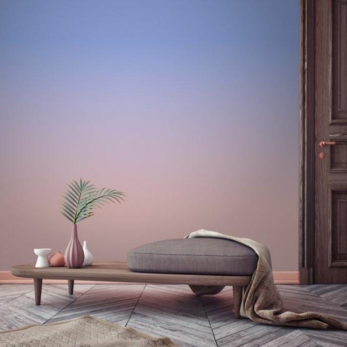 On met l 39 accent sur la couleur de peinture pour salon for Peintures pour salon