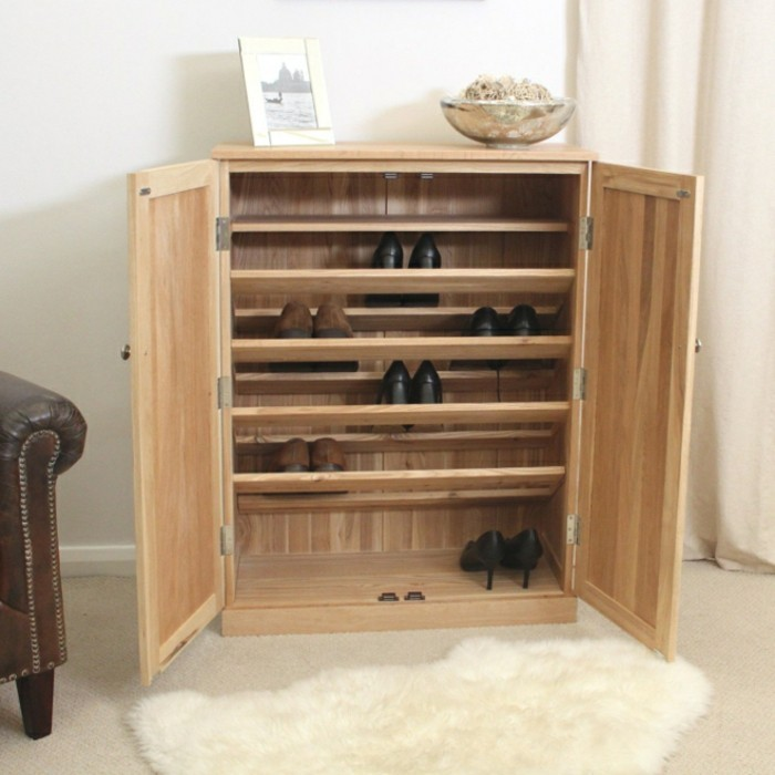 fabriquer une armoire a chaussure maison design. Black Bedroom Furniture Sets. Home Design Ideas