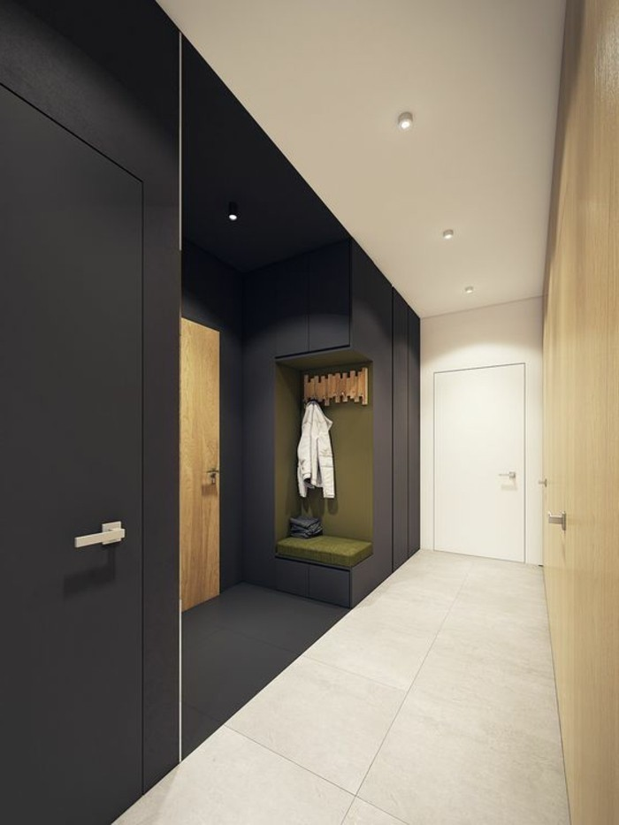 11-decorer-un-couloir-les-couleurs-sont-le-gris-et-le-blanc