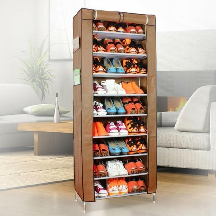 13-meuble-a-chaussures-un-canape-gris