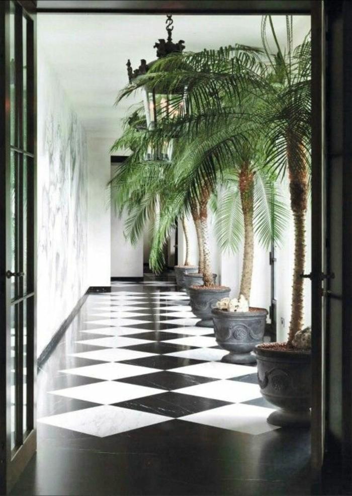 23-decoration-couloir-le-parquet-est-en-noir-et-en-blanc