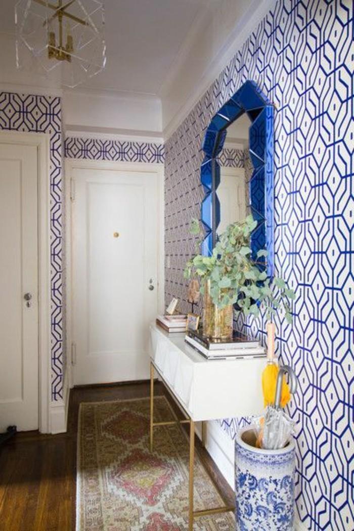 26-decoration-feng-shui-le-mur-est-colore-en-blanc-et-en-bleu