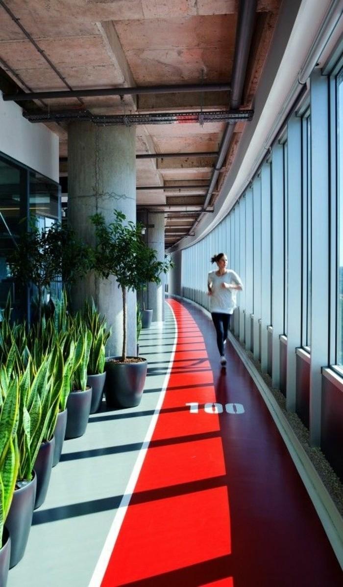 34-deco-de-couloir-des-plantes-vertes