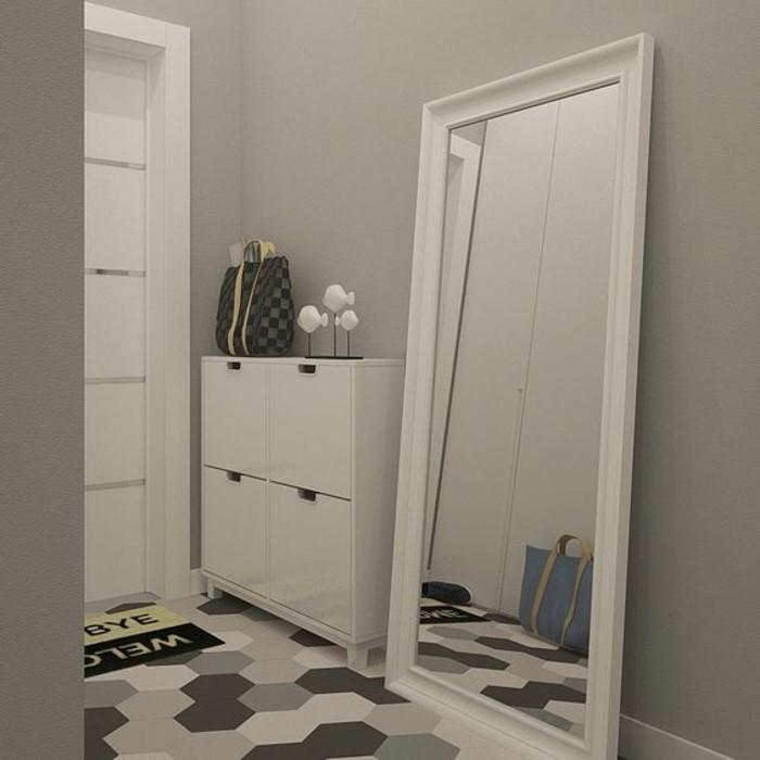 D corer un couloir plus de 70 id es en photos pour vous - Decorer une porte de placard ...