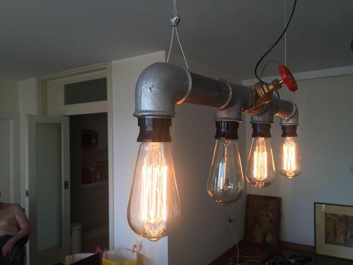 lampe-deisgn-industriel-tuyaux-plomberie-diy