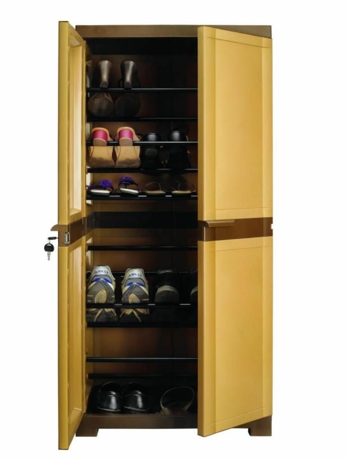 meuble chaussures plus de 50 exemples en photos pour vous. Black Bedroom Furniture Sets. Home Design Ideas