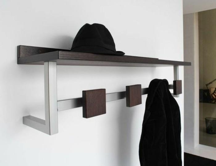 Meuble d entr e vestiaire plus de 50 photos pour vous for Porte manteau contemporain bois