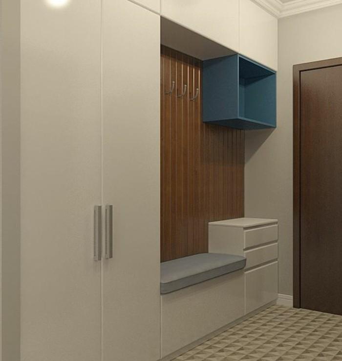 D corer un couloir plus de 70 id es en photos pour vous for Banc pour couloir