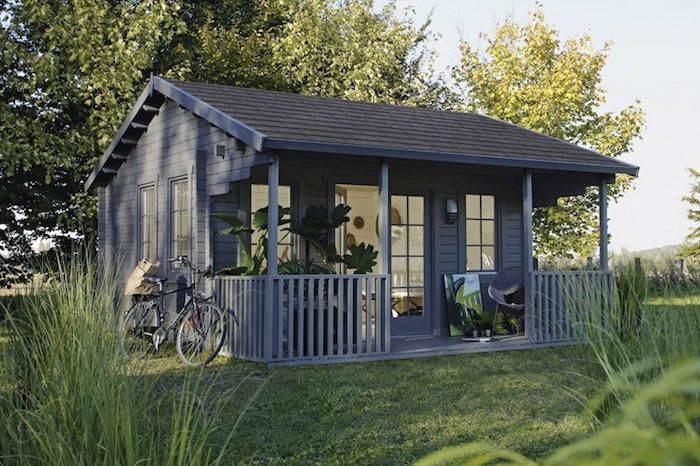 le top des abris de jardin 45 id es design. Black Bedroom Furniture Sets. Home Design Ideas