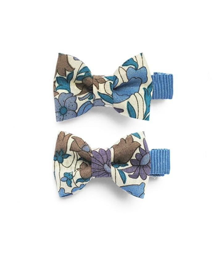 accessoires-cheveux-fille-mini-noeuds-papillon-a-fleurs-bleus-resized