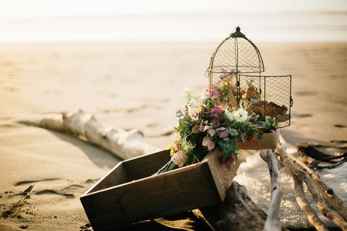 admirable-idee-cage-mariage-boheme-chic-deco-mariage-fleurs