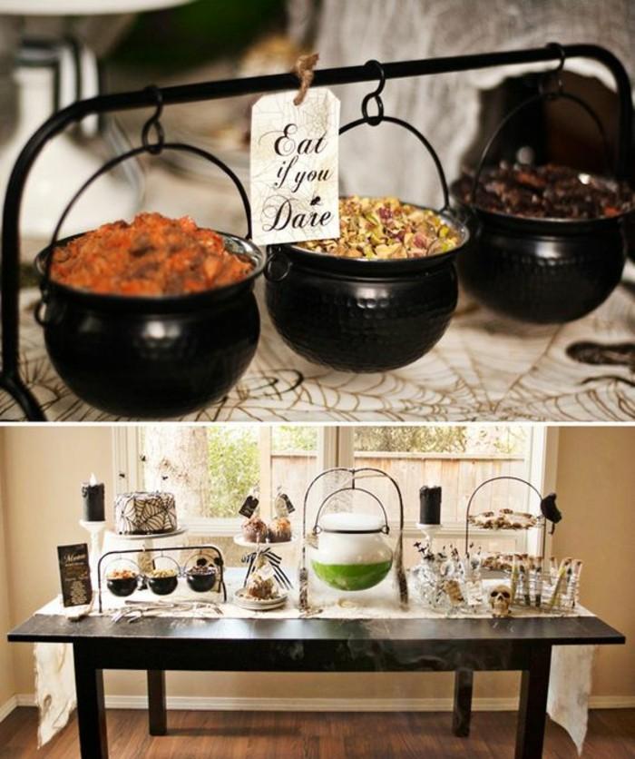 admirable-idee-organiser-soiree-halloween-table-decoration