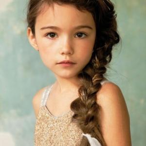 Tresse enfant - 70 idées géniales pour les petites demoiselles