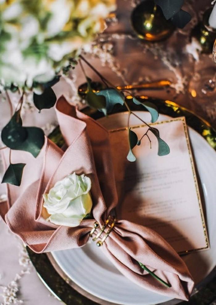 adorable-idee-beaute-quelle-deco-de-table-mariage-pour-la-mariage-chic