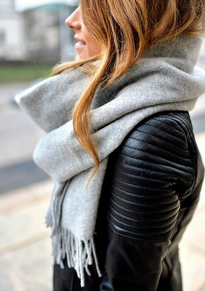 adorable-perfecto-cuir-femme-tenue-2016-les-details