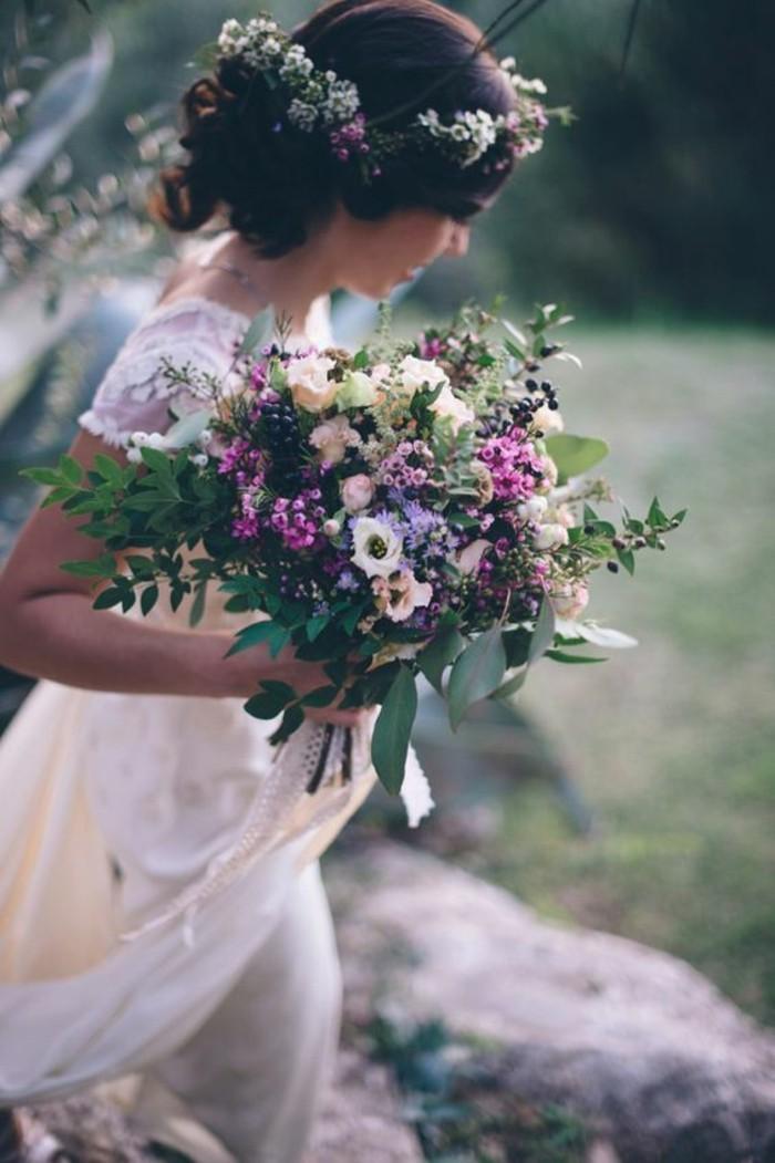 amour-deco-mariage-nature-mariage-boheme-chic-bouquet-de-mariage