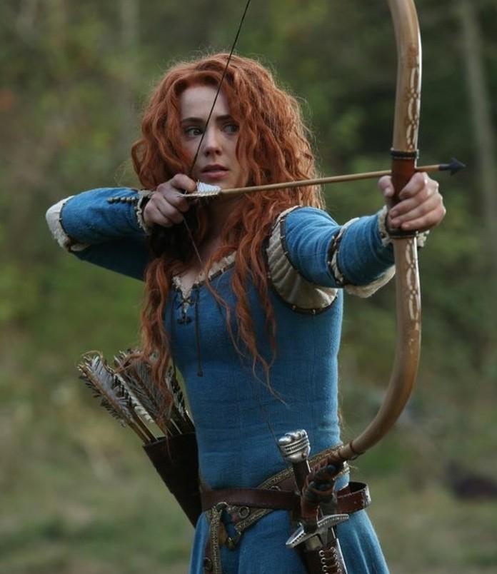 arc-medieval-personnage-mythologique-de-l-archer-image-tres-repandue