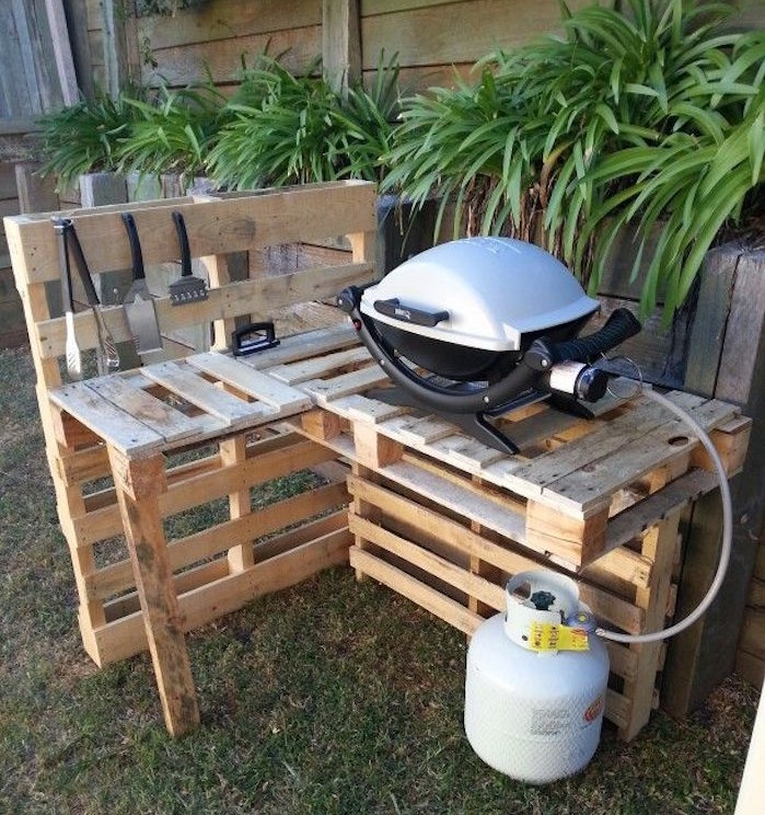 fabriquer un barbecue 40 id es diy pour l 39 t prochain. Black Bedroom Furniture Sets. Home Design Ideas