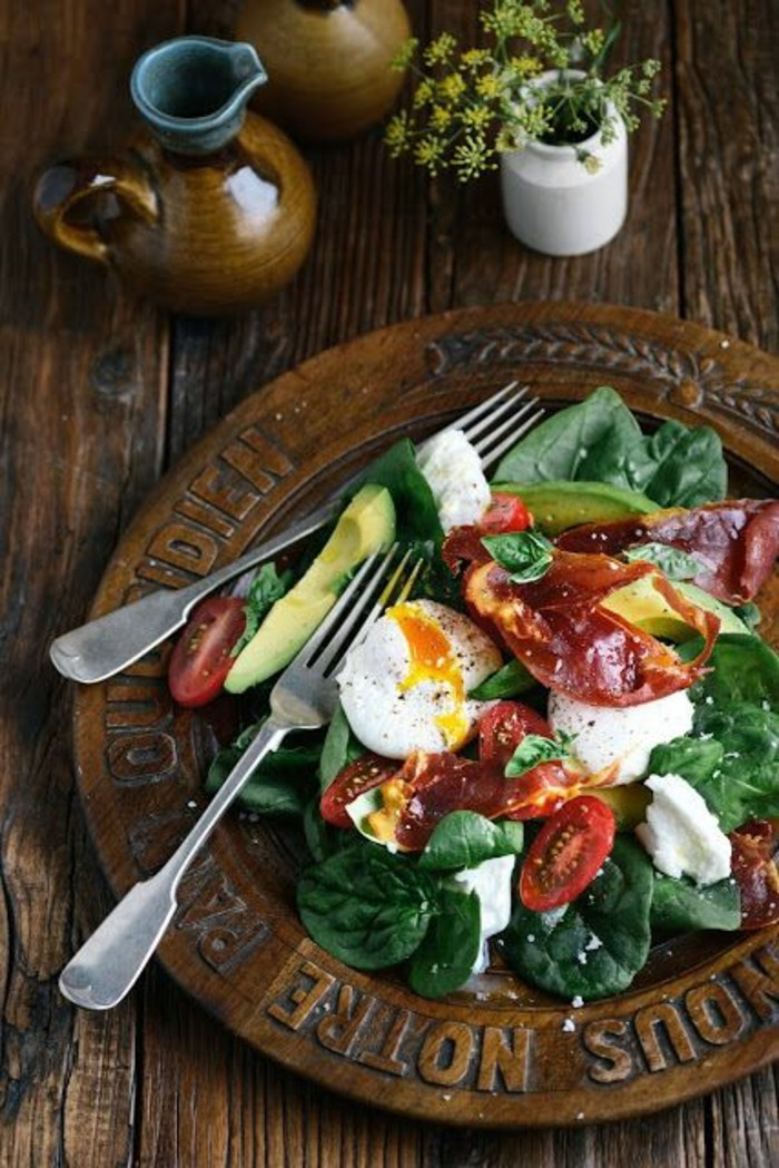 Manger sainement 5 recettes l g res pour pr parer des for Repas rapide et original