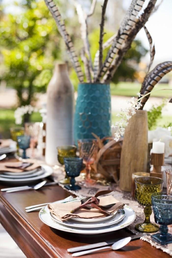 boheme-arrangement-chic-deco-mariage-champetre-romantique-table-bien-arrangee