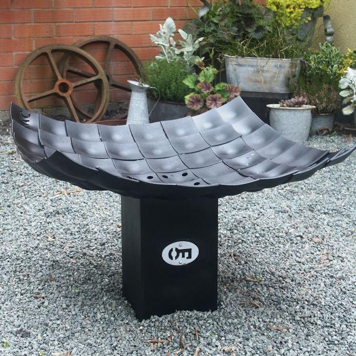 brasero recup construire un brasero en briques brasero de jardin haut de gamme brasero de. Black Bedroom Furniture Sets. Home Design Ideas
