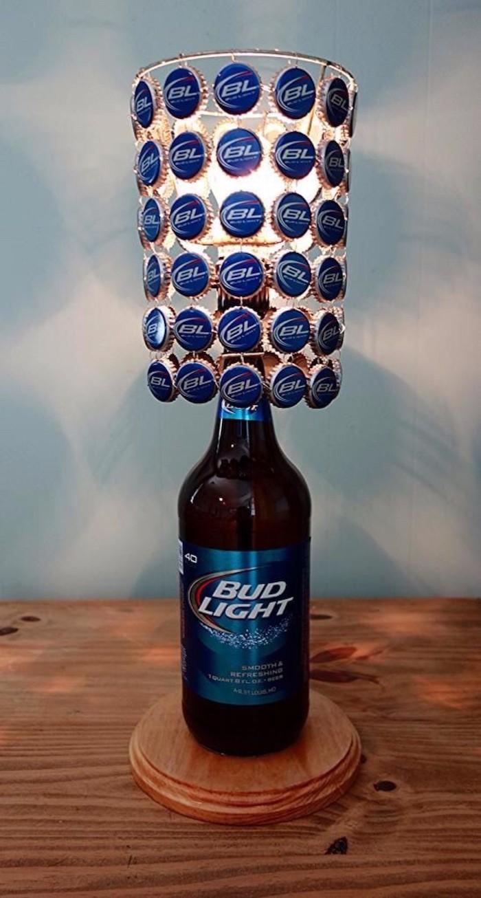 lampe-diy-avec-bouteille-biere-verre