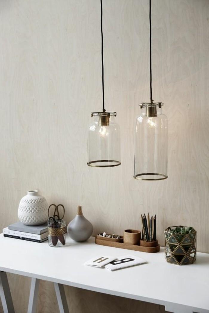 bureau-laque-blanc-idees-deco-pour-la-decoration-du-bureau