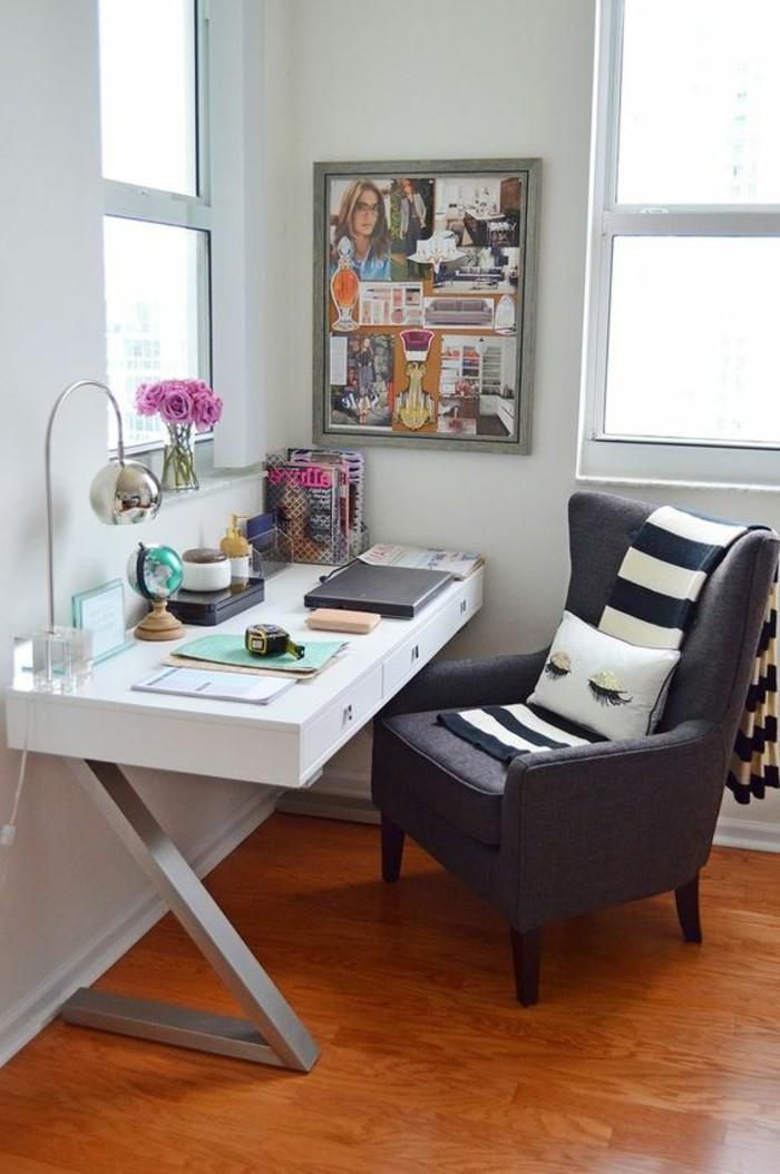 bureau-laque-blanc-office-petit-espace-grande-chaise-cosy