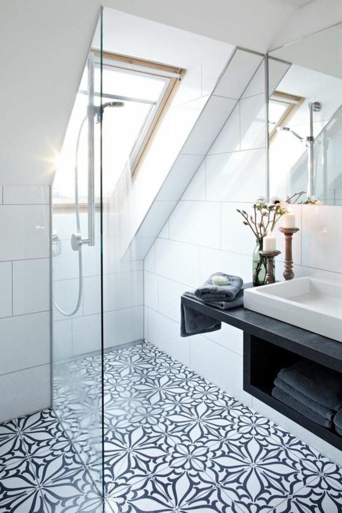 Comment d corer avec le carrelage ancien 62 photos pour for Carrelage salle de bain avec motif