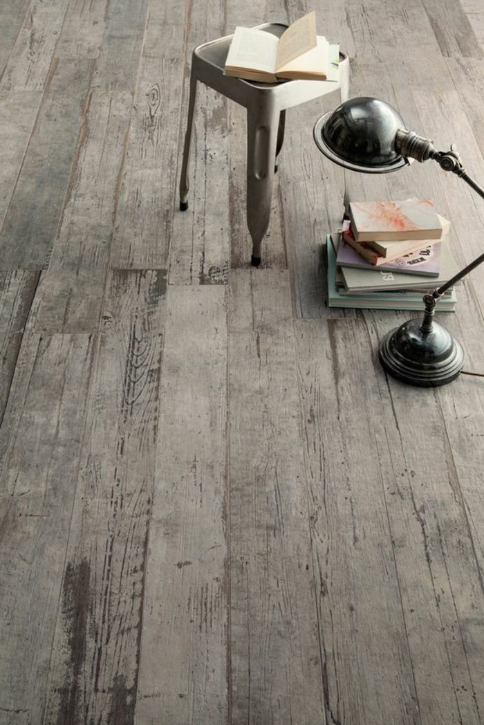 image carrelage imitation parquet interesting carrelage imitation parquet gris clair avec. Black Bedroom Furniture Sets. Home Design Ideas