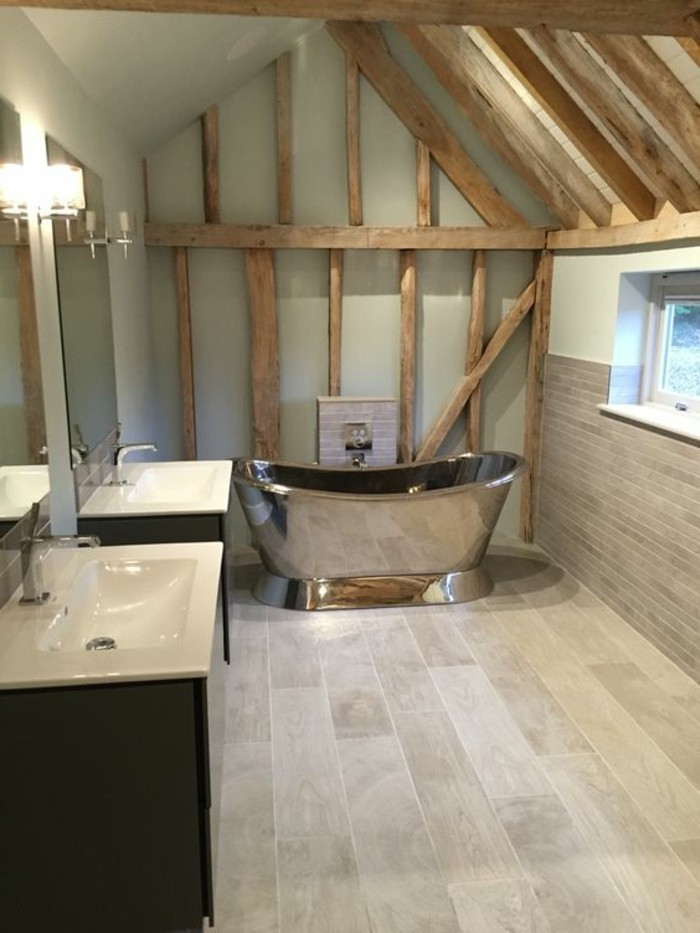 Carrelage aspect bois salle de bain 20170602170856 for Carrelage salle de bain aspect bois