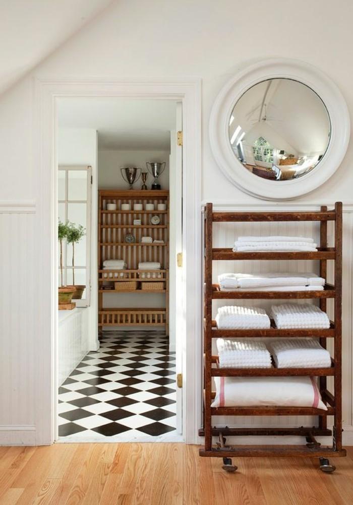 carrelage-damier-noir-et-blanc-carrelage-salle-de-bain-moderne
