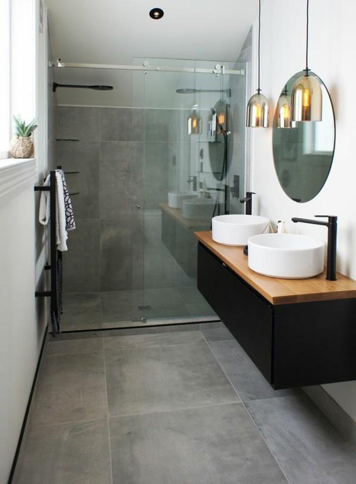 carrelage-effet-beton-meuble-vasque-bois-et-noir-miroir-ronf